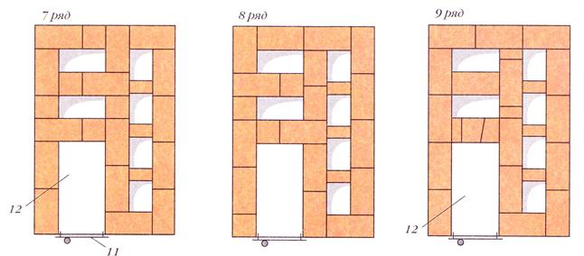 071912 2039 21 Углоподобная печь (вариант 1)