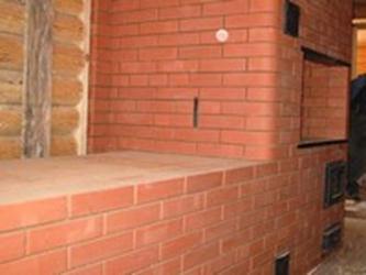091912 0826 1 Печь с одним шкафом