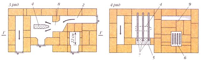 120412 1813 5 Печь с котлом и камерой каменкой