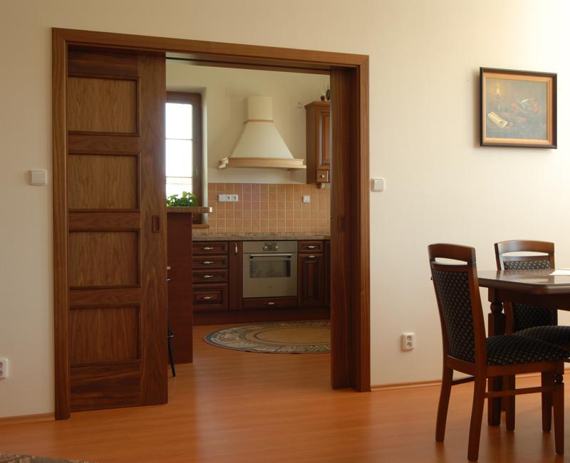 3 Раздвижные межкомнатные двери
