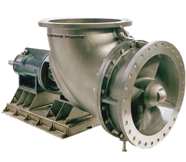 lewis pump axial flow 600 Виды современных насосов и особенности их работы