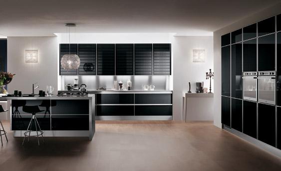 cucine Scenery Необходимые составляющие современного интерьера