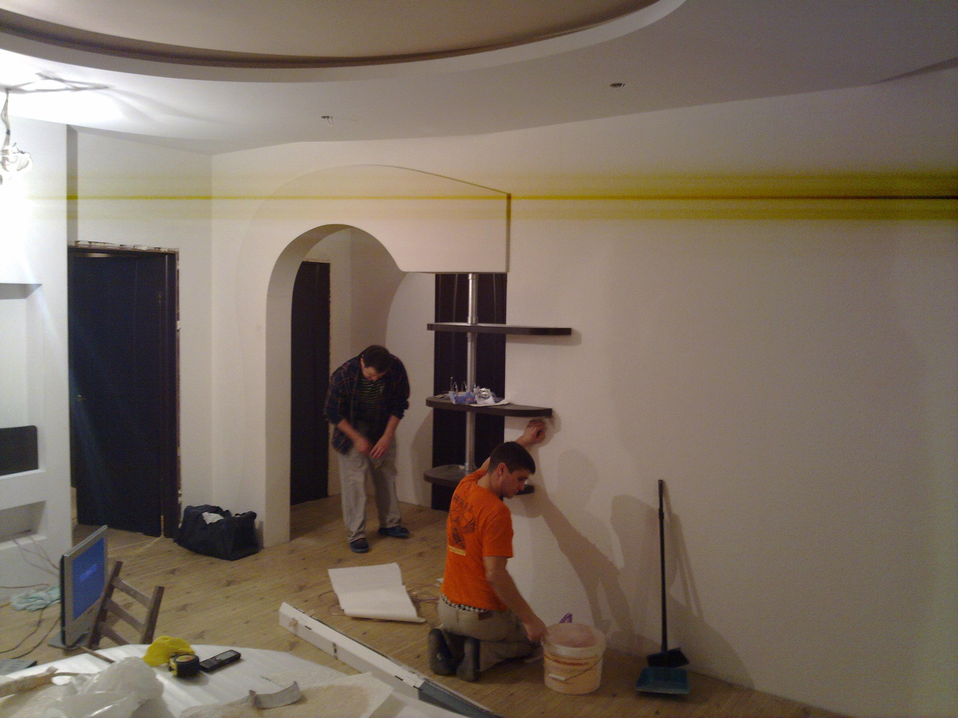 fr2 Капитальный ремонт квартиры