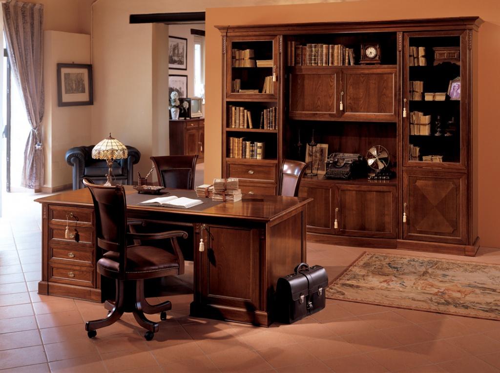 hc1 Домашний уют: интерьер кабинета