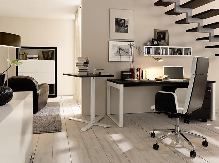 hc2 Домашний уют: интерьер кабинета