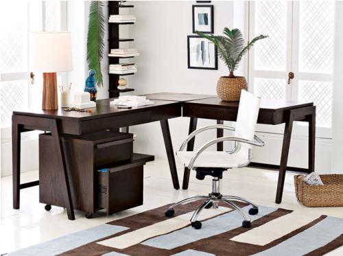hc3 Домашний уют: интерьер кабинета