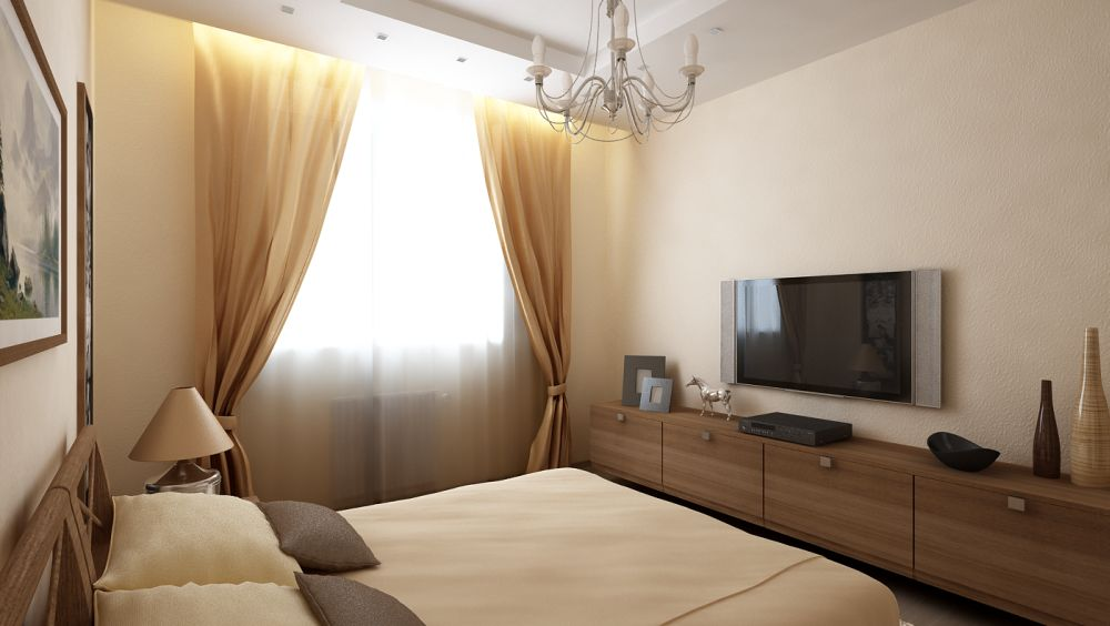 1 Как выбрать декор для интерьера спальни