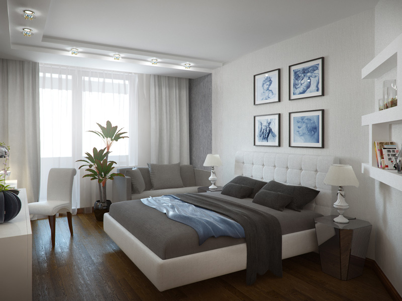 3 Как выбрать декор для интерьера спальни