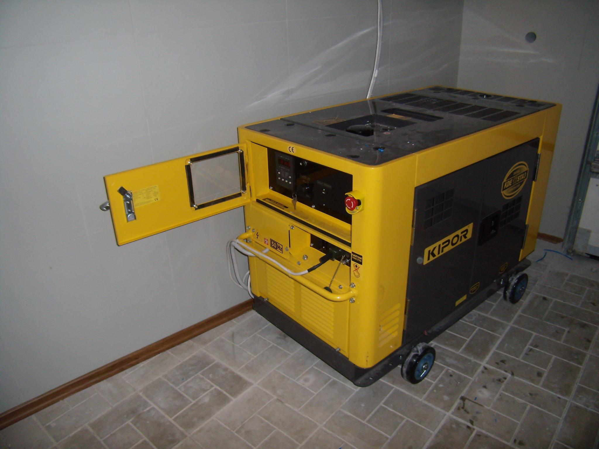 31 На что следует обратить внимание при покупке дизельного генератора