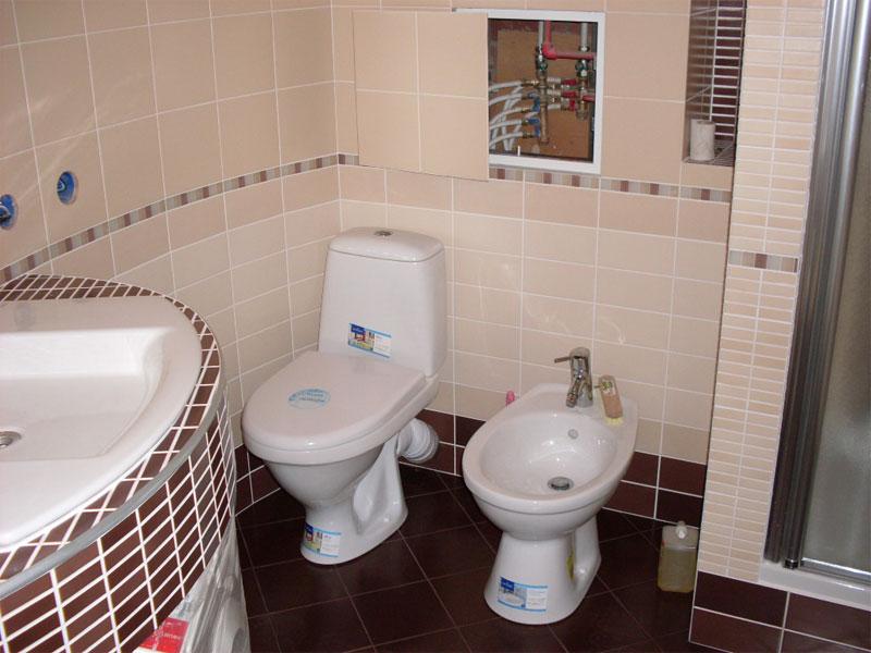 1 Правильная последовательность ремонта в ванной