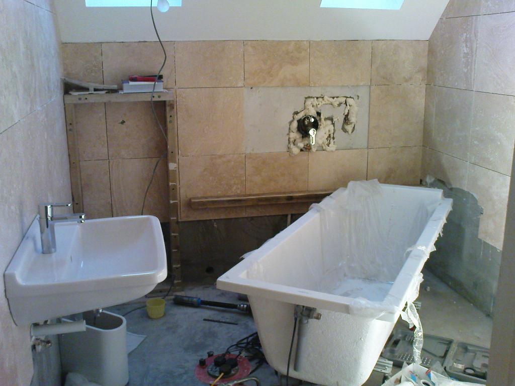 2 1024x768 Правильная последовательность ремонта в ванной