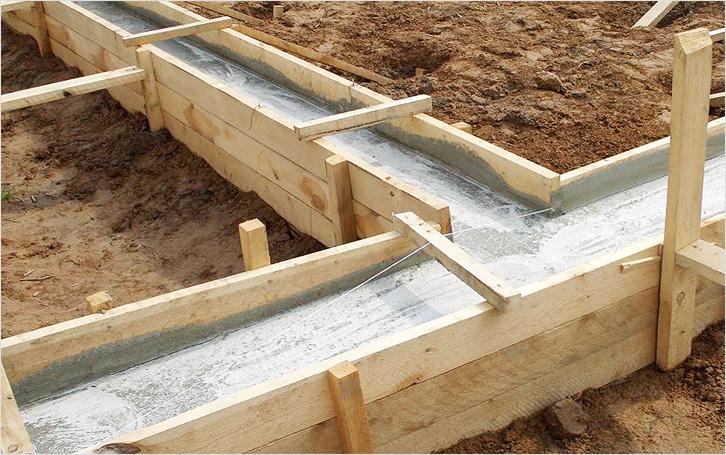 3 Виды конструкций и устройство фундаментов для частного дома