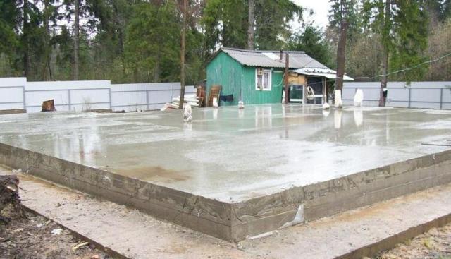 13 Выбор фундамента в зависимости от назначения постройки и типа грунта
