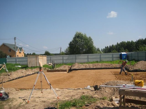 31 Выбор фундамента в зависимости от назначения постройки и типа грунта