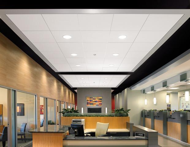 2 Подвесные потолки Армстронг