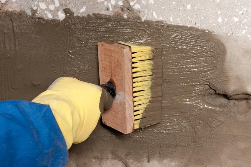 21 Строительные смеси для гидроизоляции бетона
