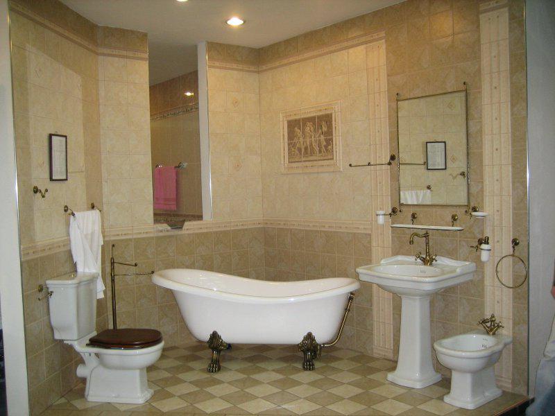 1 Планирование ремонта в ванной комнате