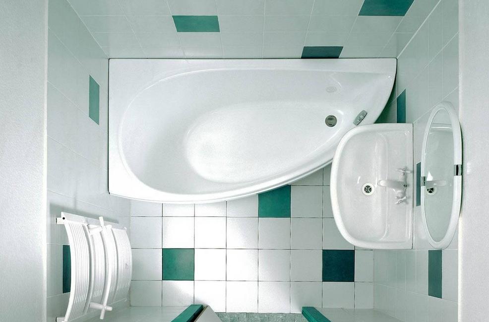 4 Планирование ремонта в ванной комнате