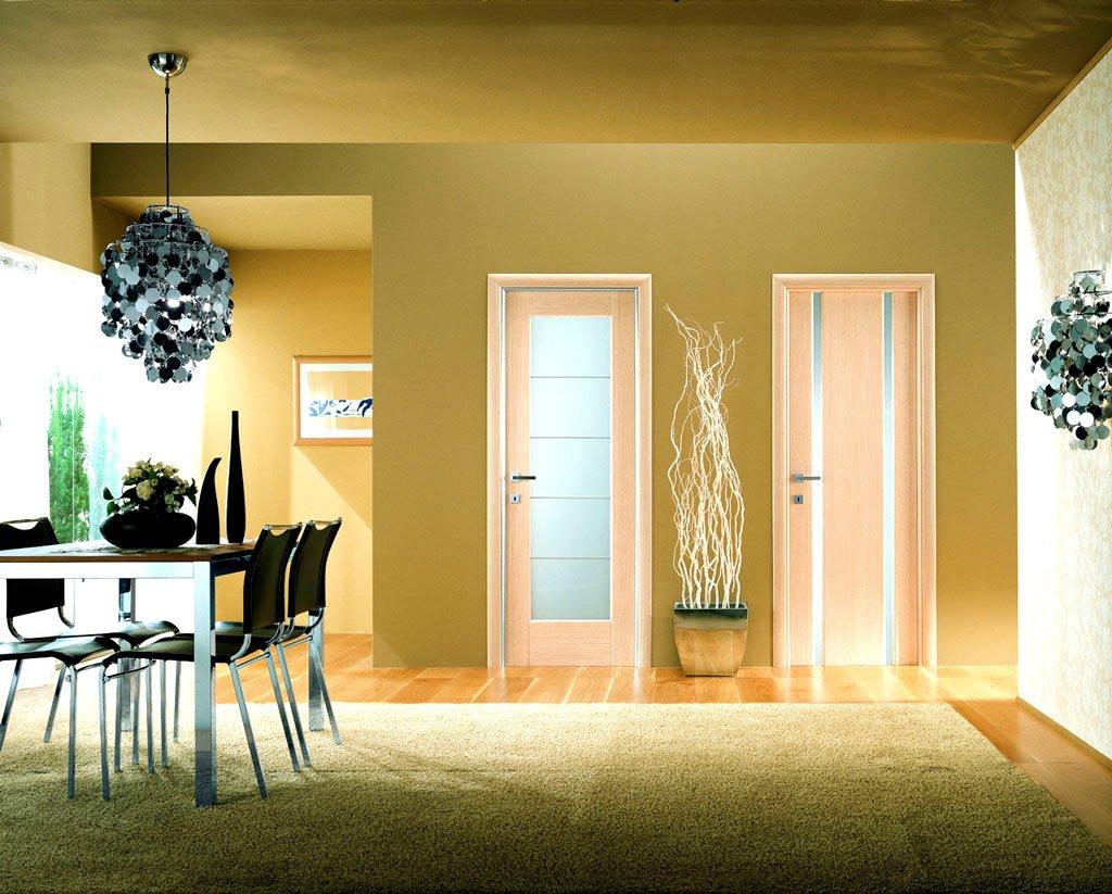 3 Межкомнатные двери: роль в интерьере и параметры выбора