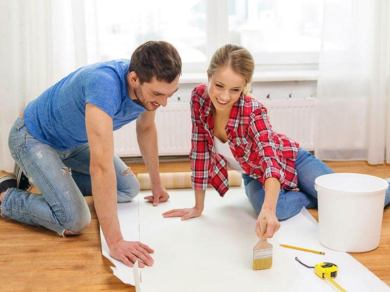 31 Клеим обои самостоятельно. Как делает ремонт в квартире настоящий мастер?