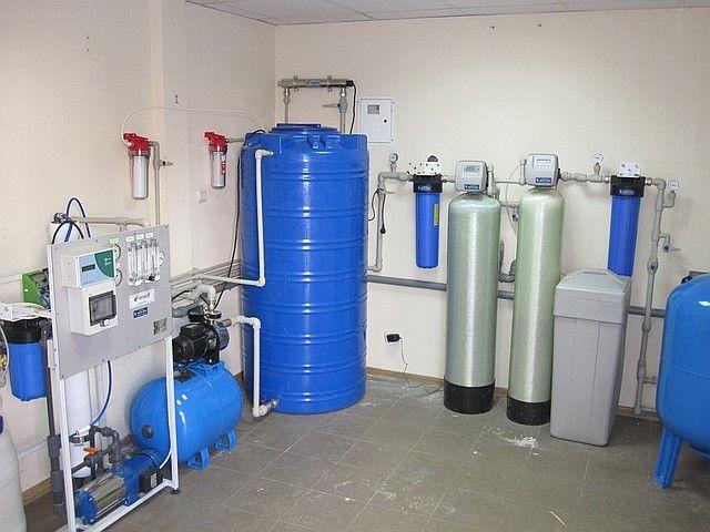 4 Обезжелезивание воды из скважины: особенности