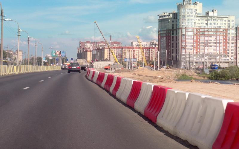 3 Дорожный барьер: три варианта качественного ограждения