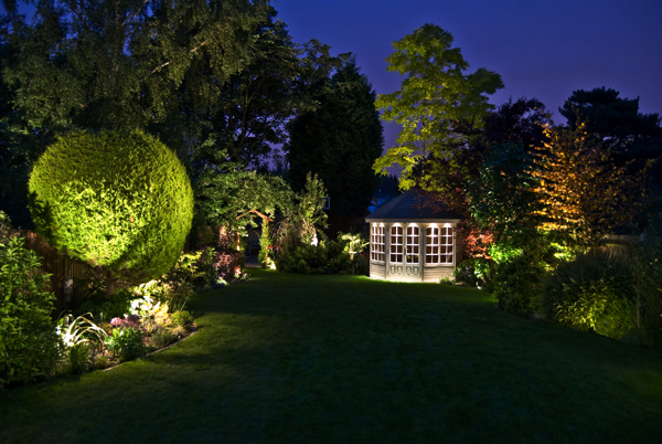 41 Волшебный свет для вашего сада