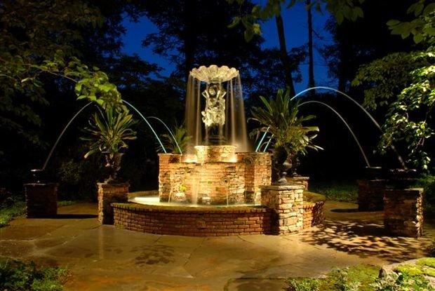 1 Волшебный свет для вашего сада. Продолжение