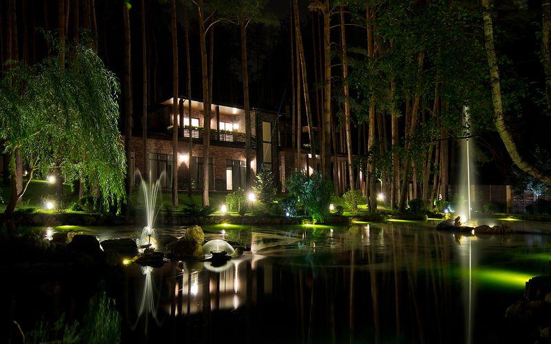 31 Волшебный свет для вашего сада. Продолжение