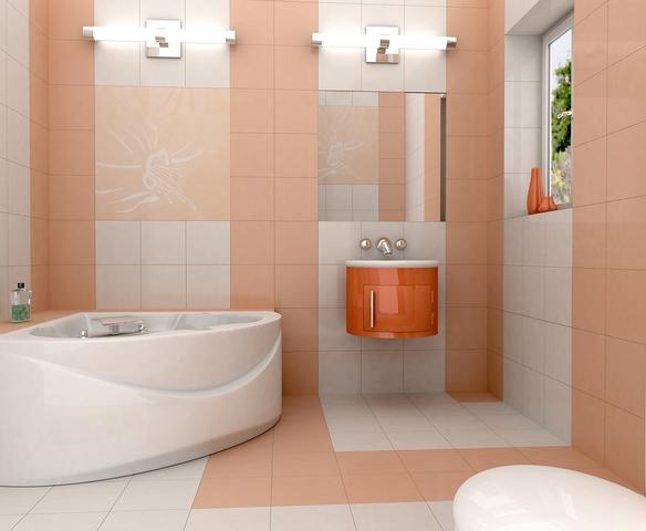 11 Цвет в интерьере ванной комнаты
