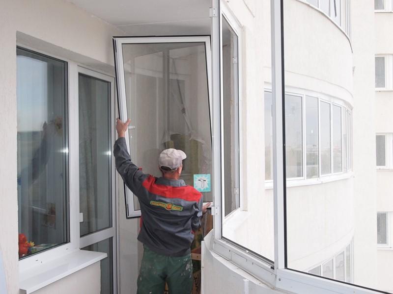 3 Утепление балкона своими руками