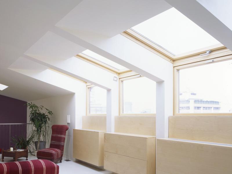 42 Карнизные окна и их роль в интерьере