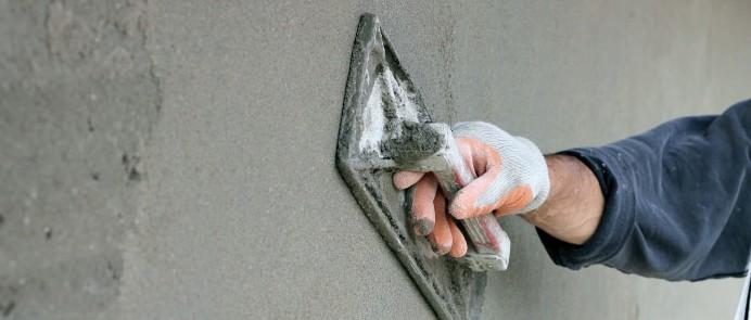 12 Штукатурка на цементной основе. Продолжение
