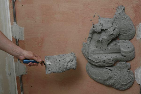 22 Штукатурка на цементной основе. Продолжение