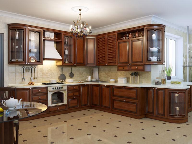 2 Выбираем мебель для кухни