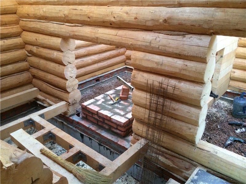 13 Как построить камин из кирпича своими руками? Пошаговое руководство. Продолжение