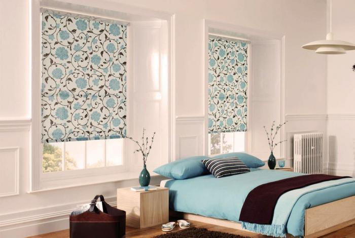118 Современные шторы в интерьере вашего дома