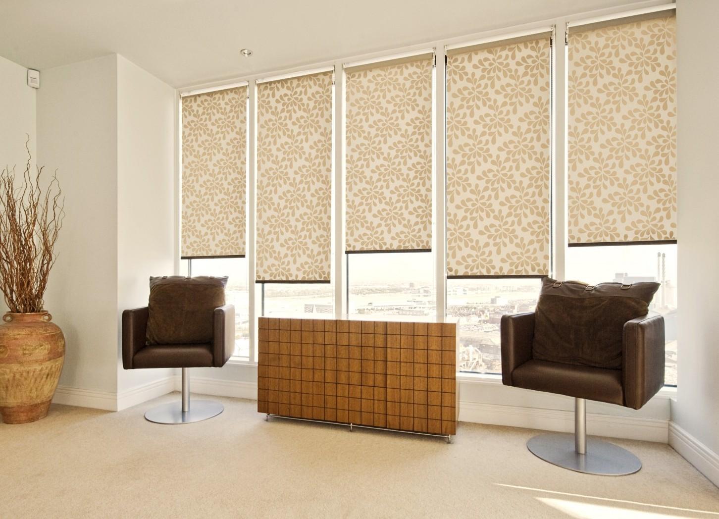 215 Современные шторы в интерьере вашего дома