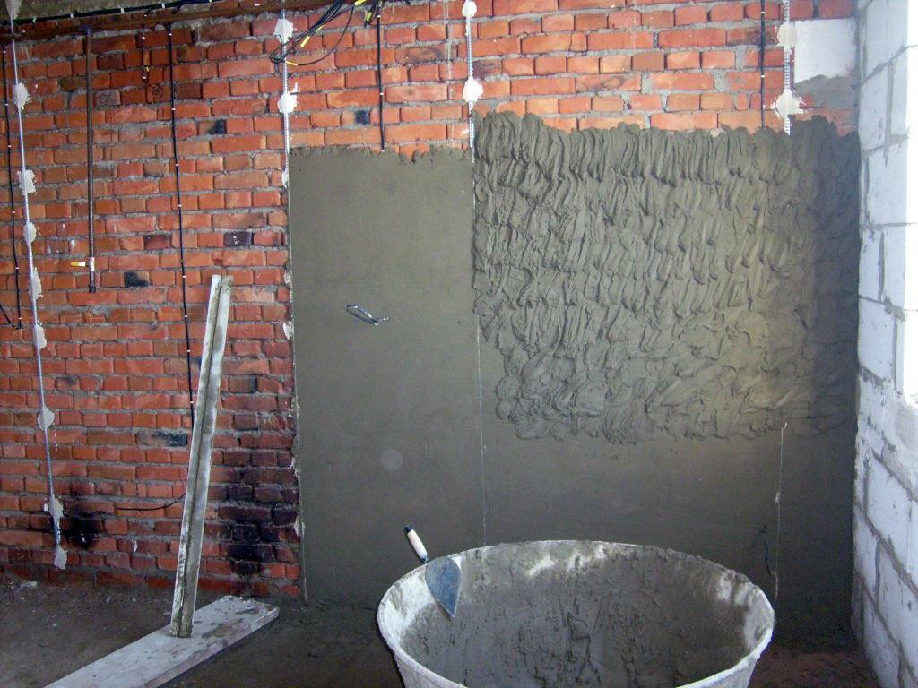 28 Штукатурка стен своими руками