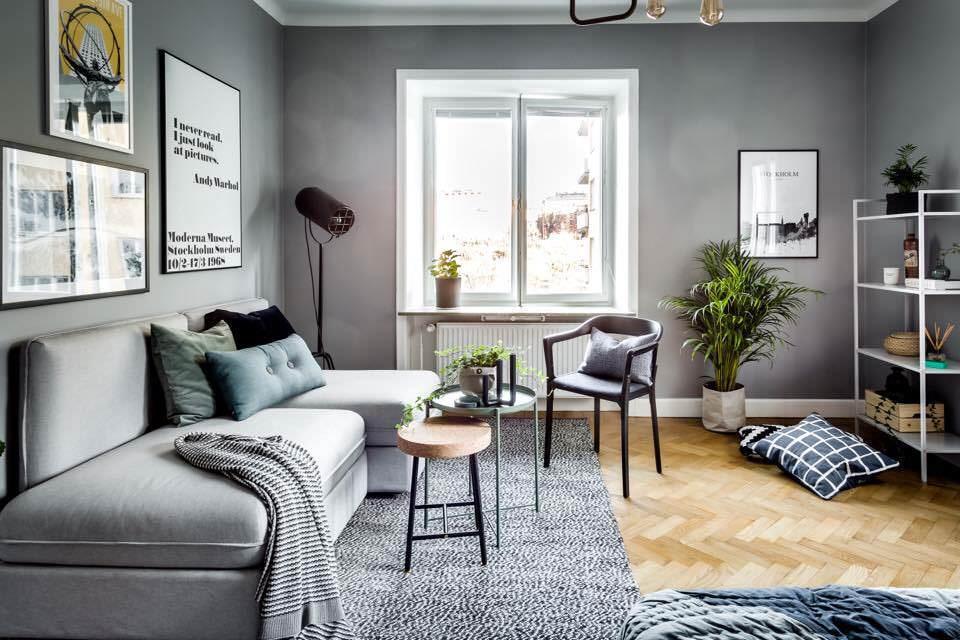 312 Перепланировка однокомнатной квартиры – расширение пространства