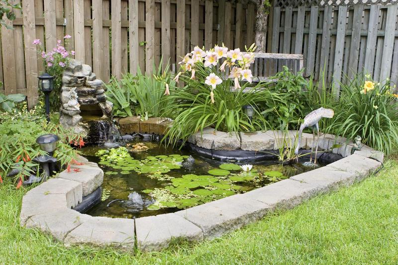 43 Как своими руками построить искусственный водоём на загородном участке
