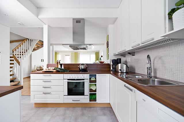 48 Обустройство и интерьер современной кухни