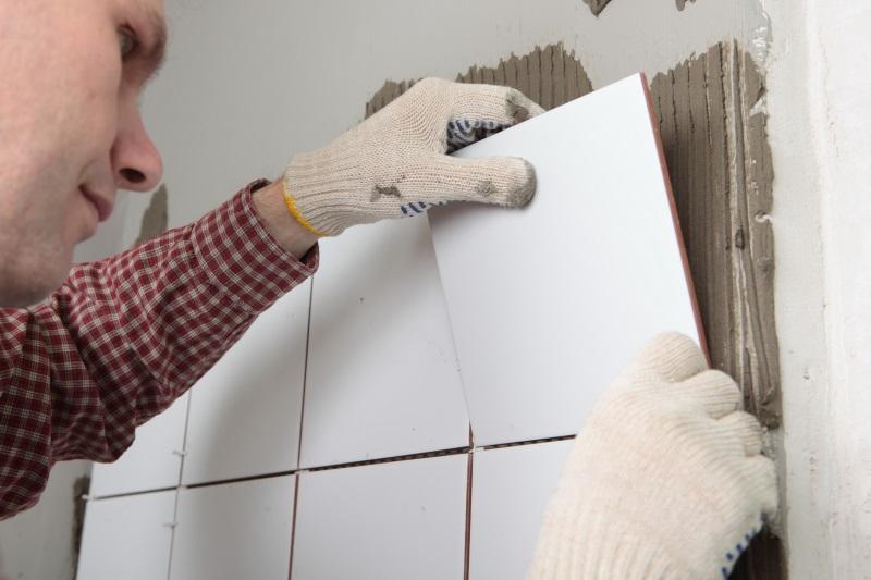 47 Как выложить плитку в ванной