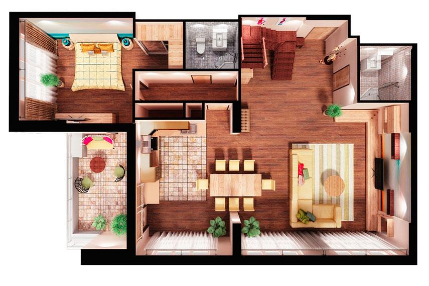 1 Перепланировка квартиры   основные моменты