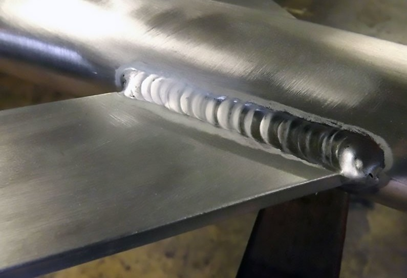 3 Сварка стали с алюминием