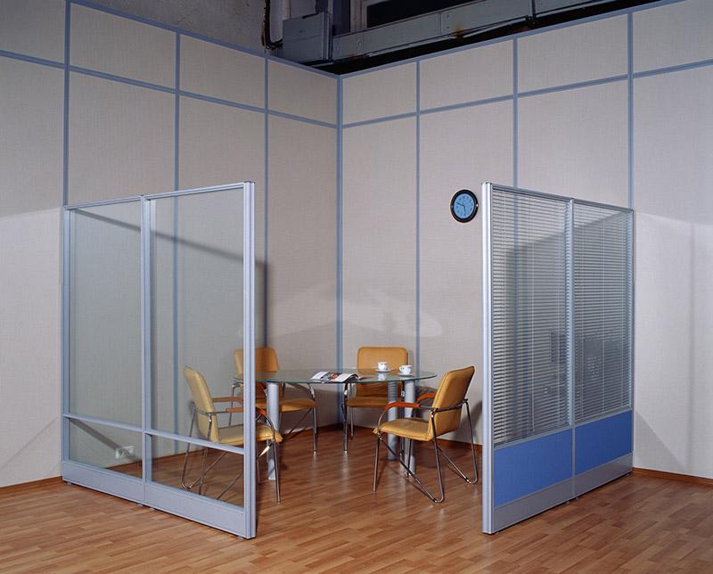 2 Офисные перегородки