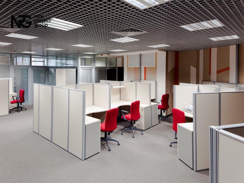 3 Офисные перегородки