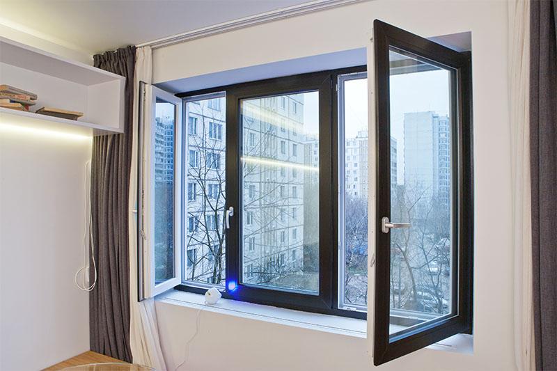 7 Выбираем окна из ПВХ