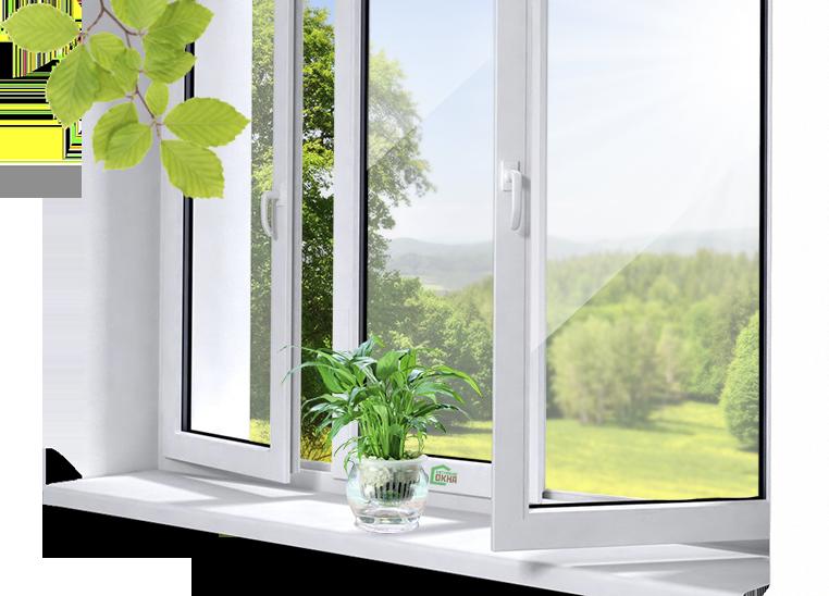 8 Выбираем окна из ПВХ
