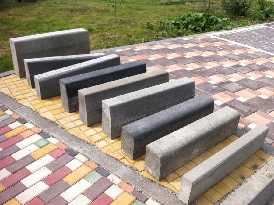 1 Использование бордюрного камня: где и как применяется?